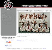 Champion Martial Arts and Fitness